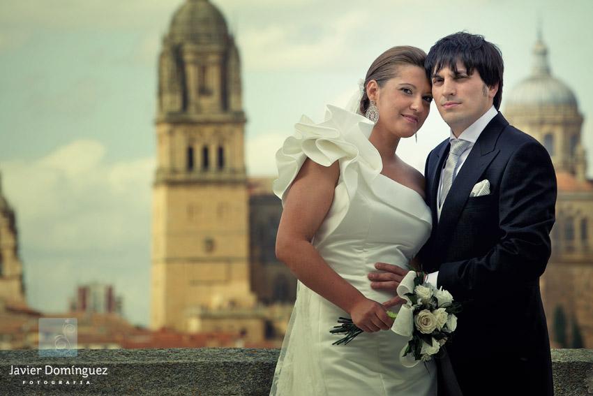 Boda Marta y Mario en Salamanca