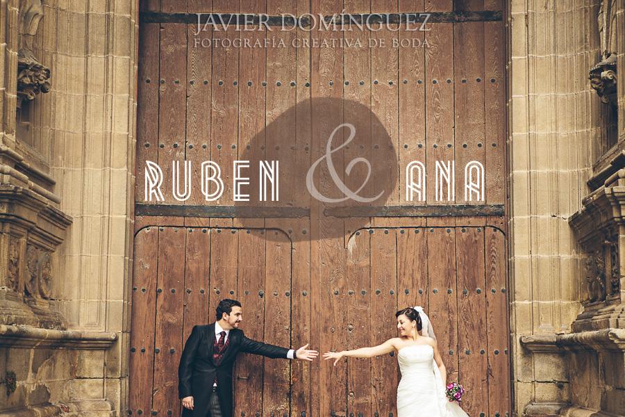 Rubén + Ana (Boda en Plasencia – Cáceres)