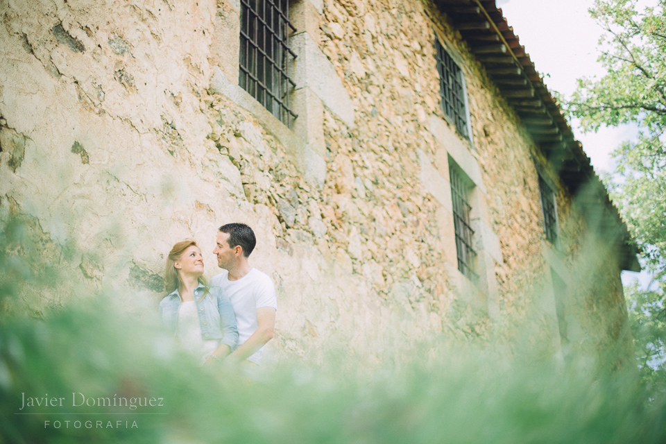 Sara + Omar Preboda en Salamanca ( Candelario )