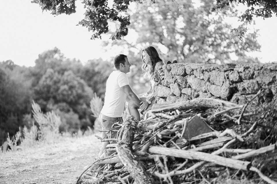 Preboda Ana y Luis en Béjar Salamanca